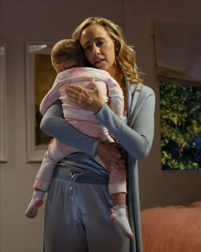 Teddy Snaps Out of it  - Grey's Anatomy Season 17 Episode 9