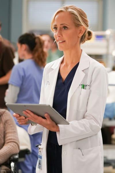Teddy's Shocking Choice  - Grey's Anatomy Season 16 Episode 15