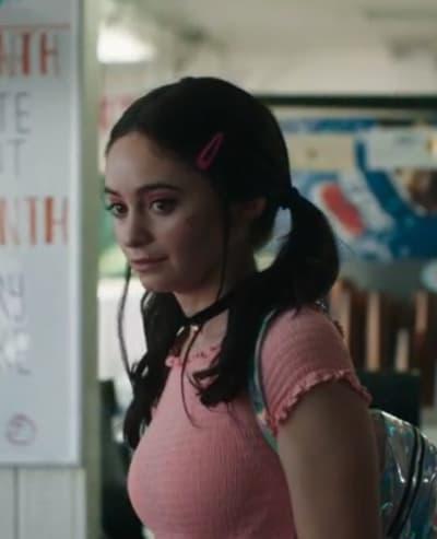 Three Girls Make Fun of Rory