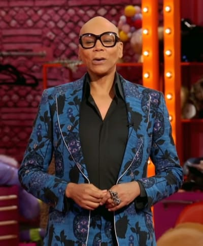 Trivia Host - RuPaul's Drag Race Season 13 Episode 11