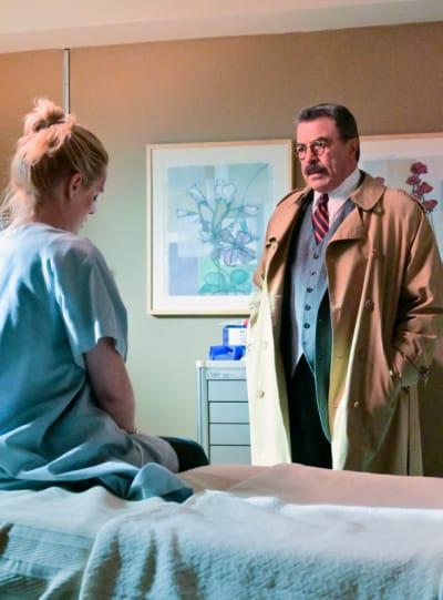 A Difficult Bedside Visit - Blue Bloods Season 11 Episode 12
