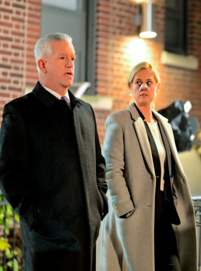 Abigail is Attacked/Tall - Blue Bloods Season 11 Episode 12
