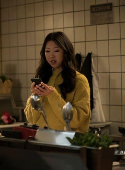 Althea and Nicky - Kung Fu Season 1 Episode 4