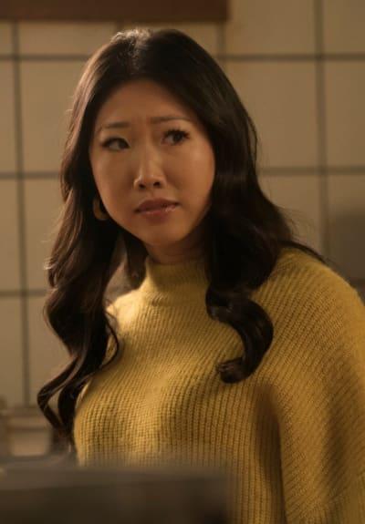 Althea In Restauraunt - Kung Fu Season 1 Episode 4