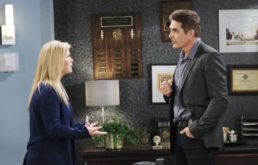 An Unexpected Revelation  - Days of Our Lives