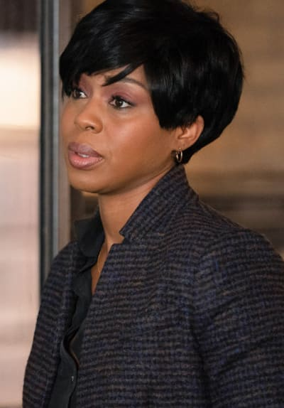 Ayanna Bell Joins The Team - Law & Order: Organized Crime Season 1 Episode 1