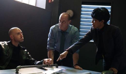 Bell Steps In - Law & Order: Organized Crime Season 1 Episode 4