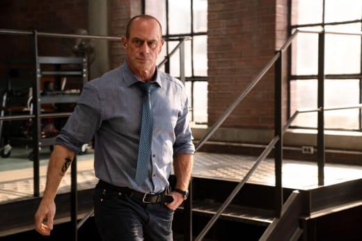 Benson Joins A Stabler Family Gathering - Law & Order: Organized Crime Season 1 Episode 4