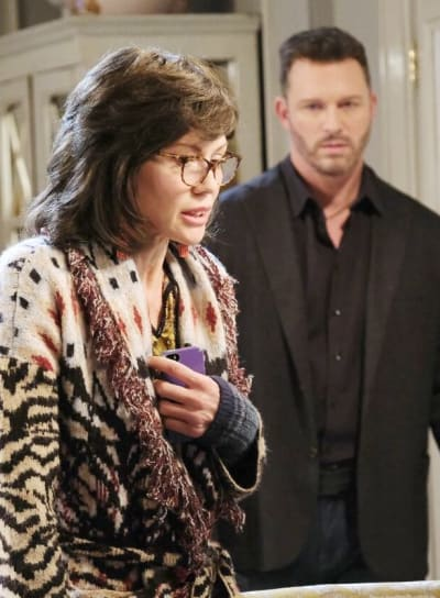 Brady is Stunned/Tall - Days of Our Lives