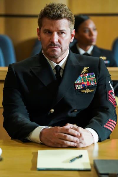 Career in Jeopardy - SEAL Team Season 4 Episode 11