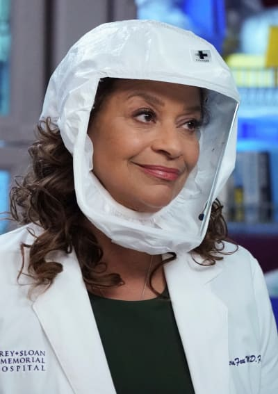 Catherine in Demand - Tall - Grey's Anatomy Season 17 Episode 10