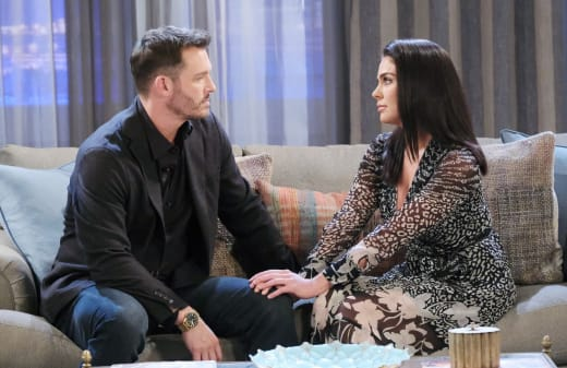 Chloe Again Tries to Confess Her Feelings - Days of Our Lives