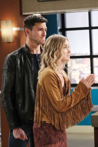 Ciara Rips Into Claire/Tall - Days of Our Lives
