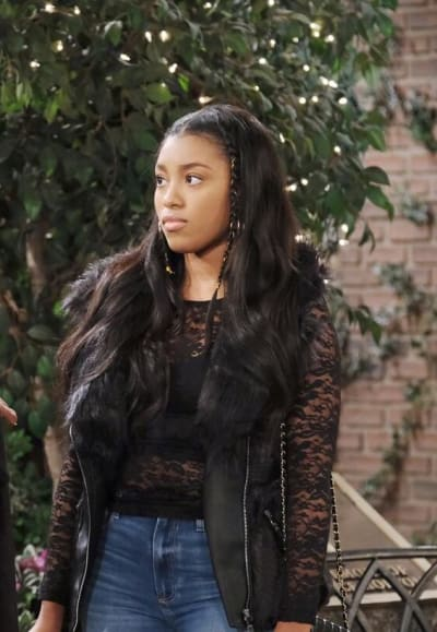 Confronting Her Daughter - Days of Our LIves