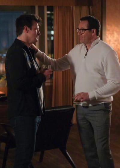 Currie Graham Returns - The Rookie Season 3 Episode 10