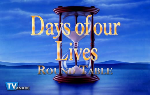 Days Of Our Lives Round Table 1-27-15