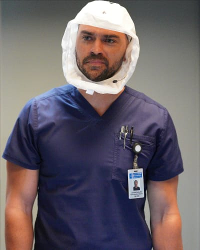 Doing More - Tall  - Grey's Anatomy Season 17 Episode 12