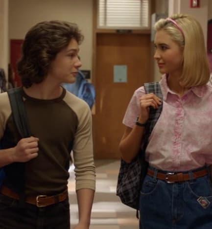 Georgie and Veronica  - The Big Bang Theory