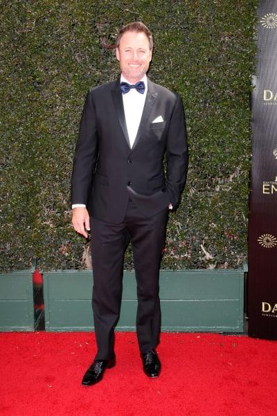 Harrison Attends Daytime Emmys
