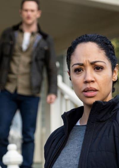 Interloper Alert - Debris Season 1 Episode 7