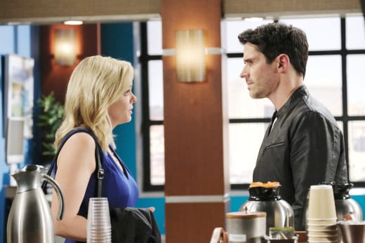 Jan's Latest Threat/Tall - Days of Our Lives