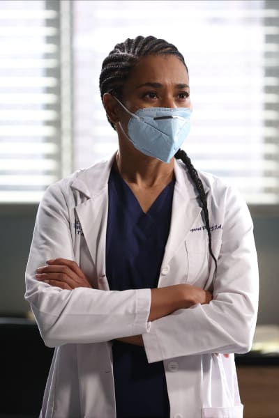Maggie Getting Her Groove Back  - Grey's Anatomy Season 17 Episode 11
