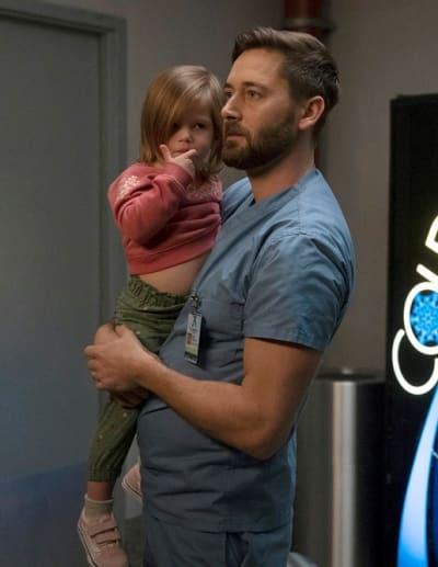 Max's Mini-Me- Tall - New Amsterdam Season 3 Episode 7