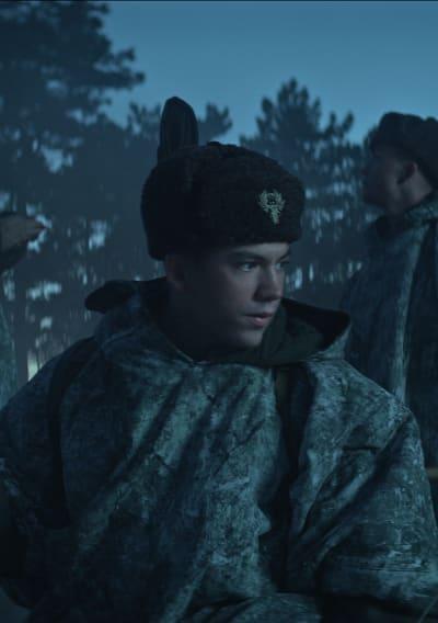 Morozova's Stag - Shadow and Bone Season 1 Episode 4