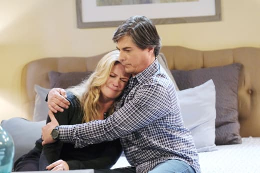Sami Confides in Lucas - Days of Our Lives
