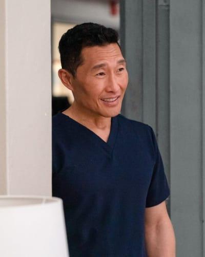 Shin Checks In - tall - New Amsterdam Season 3 Episode 6