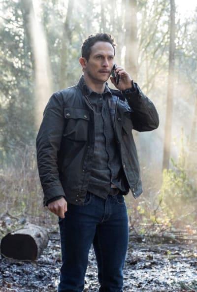 Sunshine on Bryan's Shoulders - Debris Season 1 Episode 6