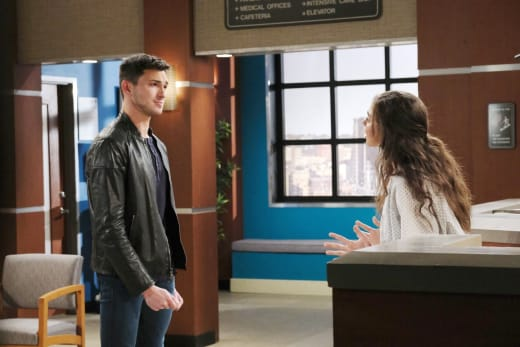 Taking Drastic Action - Days of Our Lives