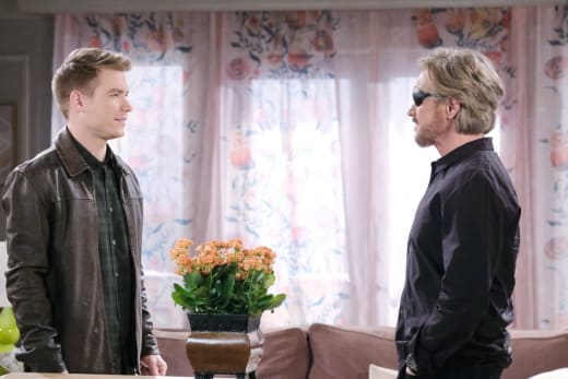 Tripp's Touching Surprise - Days of Our Lives