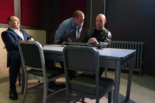 Whatever It Takes to Get Answers - Law & Order: SVU - Law & Order: Organized Crime Season 1 Episode 4