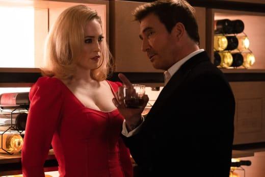 Wheatley Is Onto Gina - Law & Order: Organized Crime Season 1 Episode 4