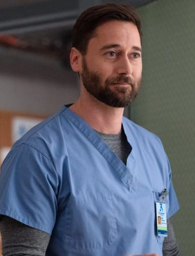 White Savior? - Tall - New Amsterdam Season 3 Episode 6