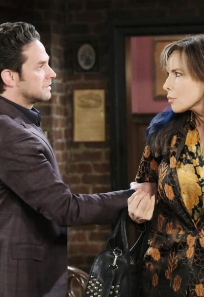 A Bewildering Break-Up/Tall - Days Of Our Lives