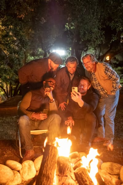 A Campfire Bachelor Party - This Is Us Season 5 Episode 15