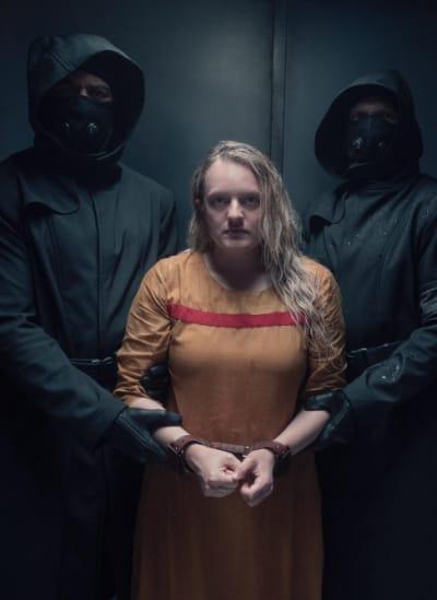 A captured June - The Handmaid's Tale Season 4 Episode 3