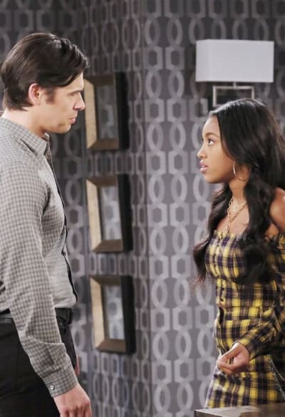 A Major Miscalculation/Tall - Days of Our Lives