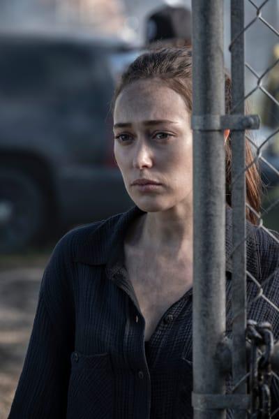 A Painful Encounter - Fear the Walking Dead Season 5 Episode 11