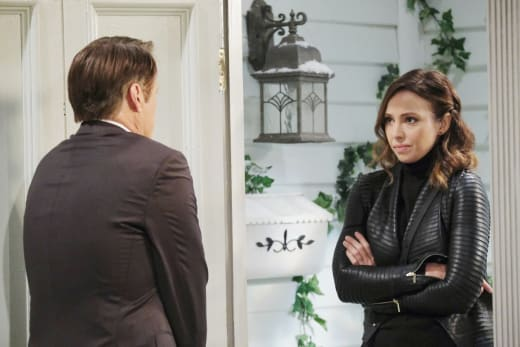 Abigail and Gabi Kidnap Gwen - Days of Our Lives
