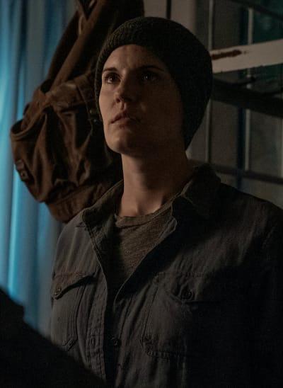 Al in the Holding - Fear the Walking Dead Season 6 Episode 11