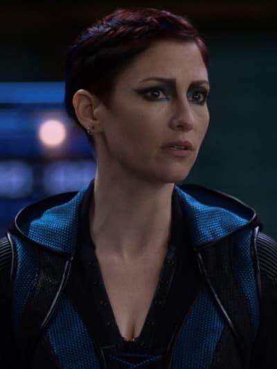 Alex - Supergirl Season 6 Episode 7