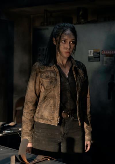 Alicia's Revenge - Fear the Walking Dead Season 6 Episode 11