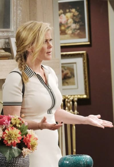 Belle Accuses Sami / Tall - Days of Our Lives