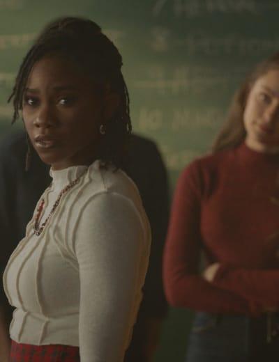 Cleo Talks - Legacies Season 3 Episode 11