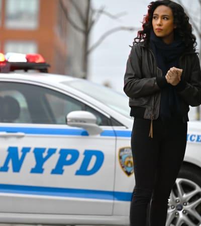 Dani P. NYPD -tall - Prodigal Son Season 2 Episode 11