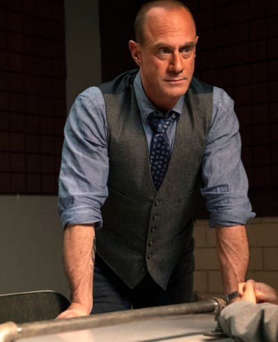 Facing The Consequences / Tall - Law & Order: Organized Crime Season 1 Episode 5