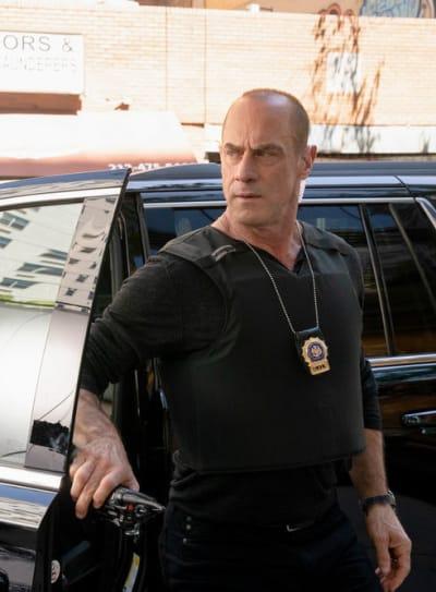Finishing Touches - Law & Order: Organized Crime Season 1 Episode 7
